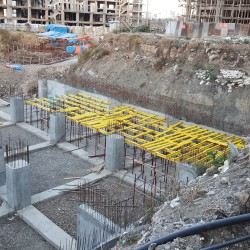 EZ Group's formworks in Addis