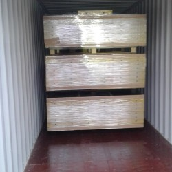 Container to the Ivory Coast