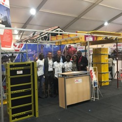EZ Group at Archibat 2017, Ivory Coast