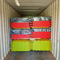 Summer containers to the Ivory Coast