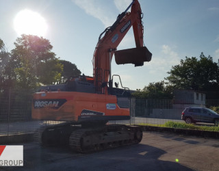 EZ Group new branch for Doosan and Bobcat machines!