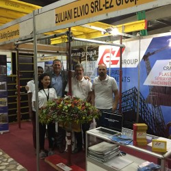 "EZ Group at ""Ehio-con"" 2018 in Addis Ababa"