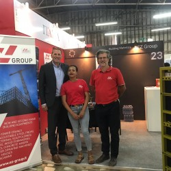 EZ Group alla fiera ACITF 2019 di Addis Abeba
