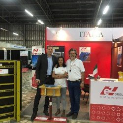 EZ Group à la foire internationale ACITF de Addis-Abeba